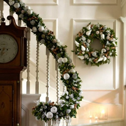 Christmas-Stairs-Decorations-Ideas