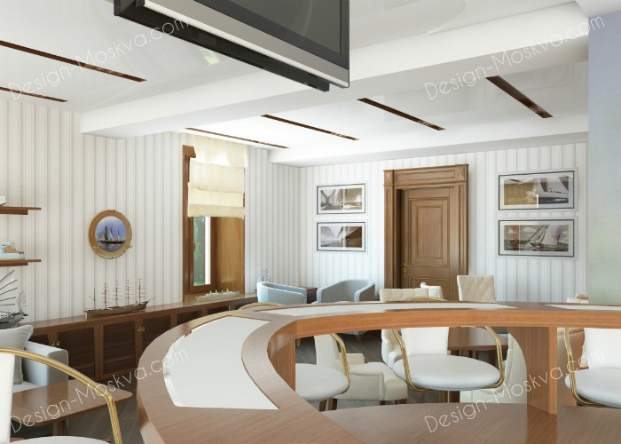 дизайн квартиры для бизнесмена