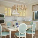 Дизайн проект загородного дома. Кухни-Гостиной