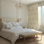 Дизайн проект квартиры. Спальня 5