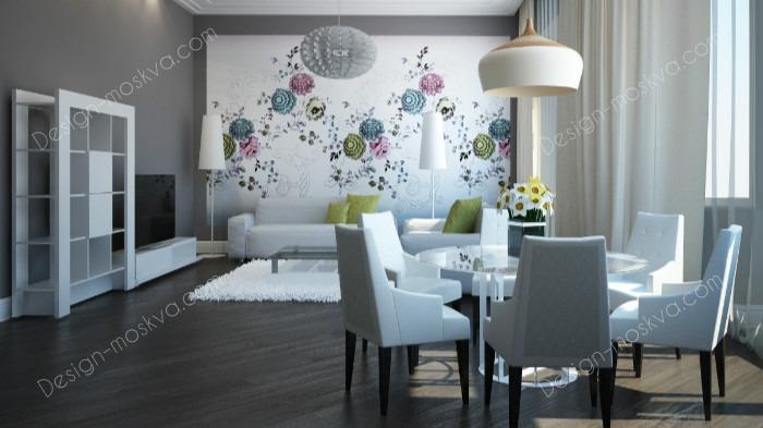 Перепланировка интерьера квартиры