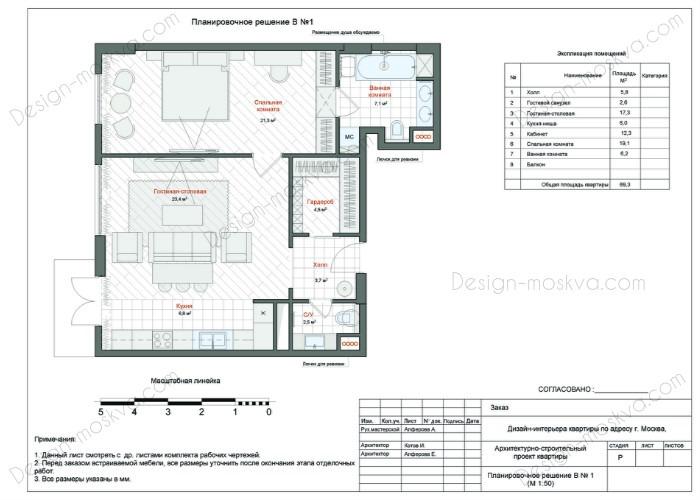 Пример дизайн проекта стр1