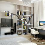 Дизайн проект Современного кабинета