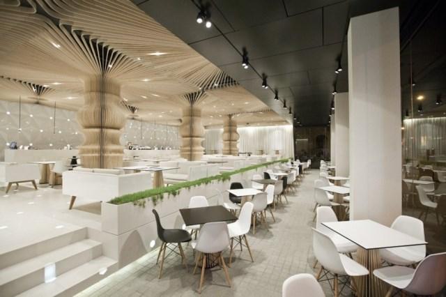 Дизайн офиса турагентства в Москве - ARXY