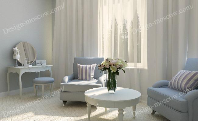 Дизайн квартиры для молодой семьи