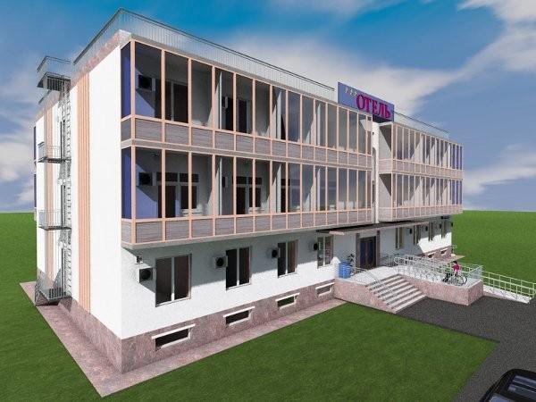 Заказать проект гостиницы онлайн в студии «Дизайн-Москва»